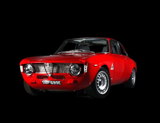 Complete 1965 1600 Gta Stradale Restoration With Images Alfa