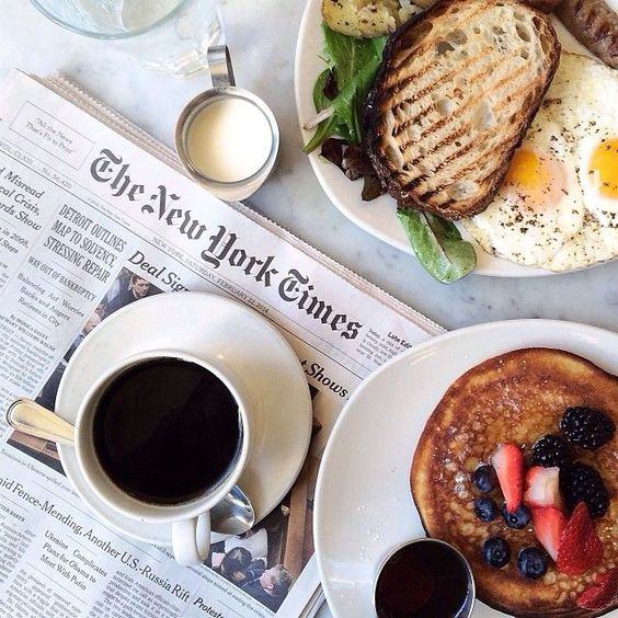 Breakfast, Coffee And Mornings On Pinterest