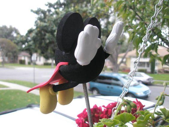 ahaha cute antenna topper