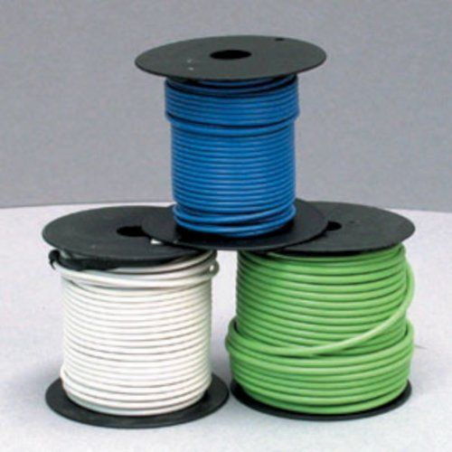 East Penn 7598 10 Gauge X 100 Single Conductor Wire By East Penn 50 23 10 Gauge X 100 Ul Csa Color Black Plastic Plastic Insulation Electricity Wire