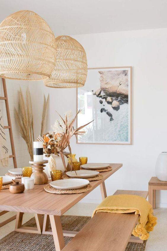 Home Hertex Dining Room Design Decor House Interior