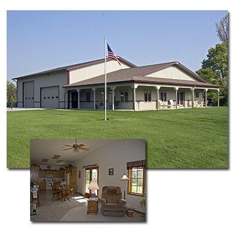 Anyone have plans or pics of a barndominium texasbowhunter com