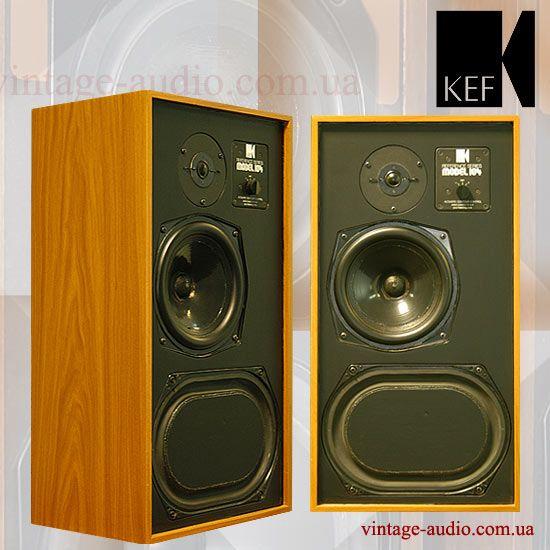 KEF 104 | Kef, Loudspeaker, Speaker design