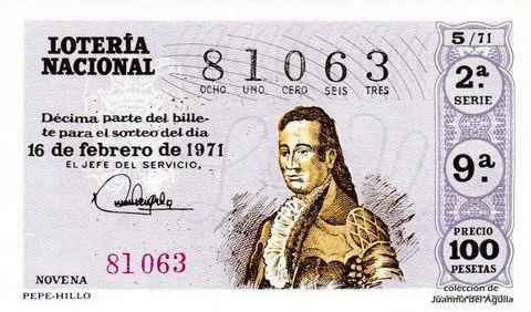 Pin En Lotería Nacional