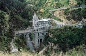 Картинки по запросу Колумбия. Святилище Лас лахас.