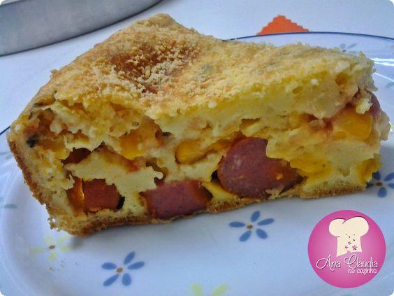 Bom dia amores e amoras, que tal um hot dog de forno? Mais uma receita da Palmirinha, adoro essa...
