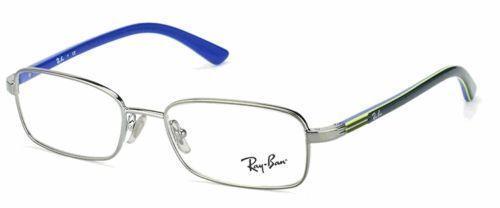 Details About Ray Ban Kids Eyeglasses Frames Rb1037 4005 Size 45 16 125 Case Included New Eyeglasses Brillen Gestell Brillengestelle Brille