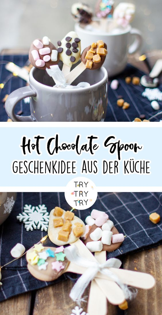Hot Chocolate Spoon - 14. Türchen des #12GIFTSWITHLOVEgoesXMAS-Adventskalenders