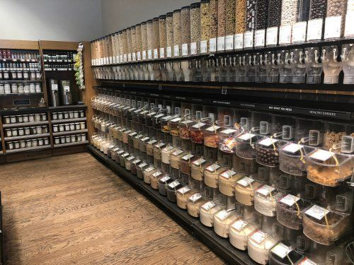 Supermercado A Granel Diseño De Supermercado Estanterias Para Tiendas Interiores De Tienda