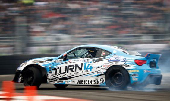 Formula DRIFT - Drivers - Daijiro Yoshihara