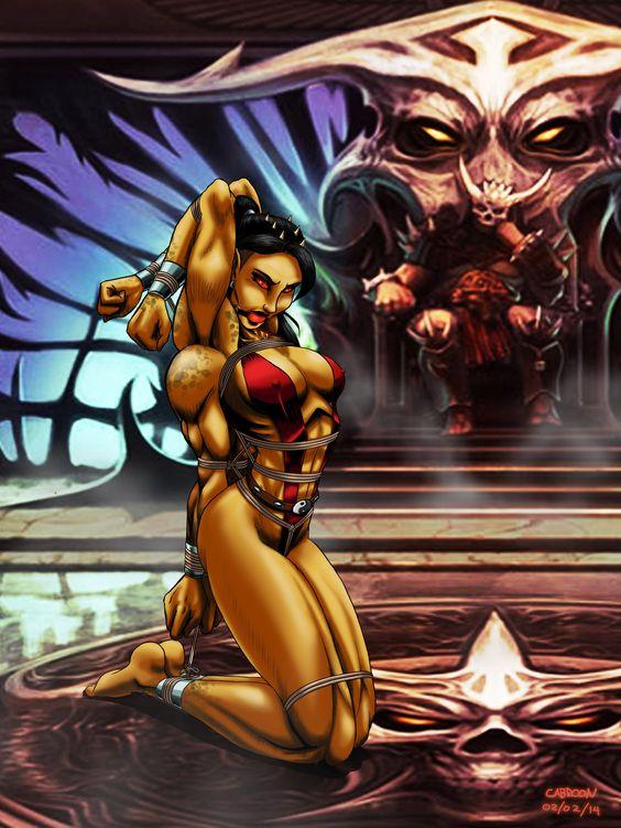 Mortal Combat Porn 77