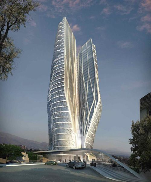 Baghdad Central Bank Of Iraq Design By Zaha Hadid 37 Fl 172m Roved Page 16 Skysercity Iraqi Architecture Pinterest