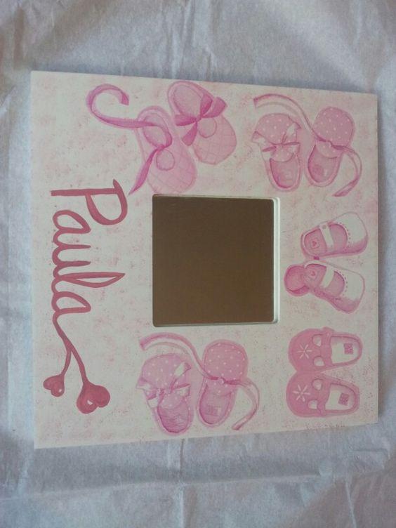 reutiliz arte espejos chicos malm decorados pintura especiales decorados ikea regalos del beb futuro de costura hecho
