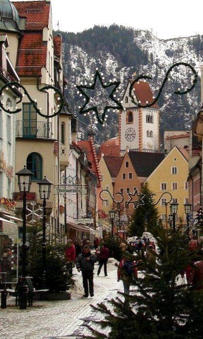 Fussen, Germany