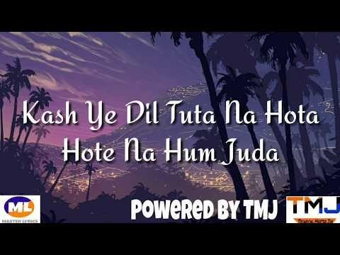 Jab Bhi Teri Yaad Ayegi Full Video Song By Master Lyrics Youtube Songs Lyrics Youtube