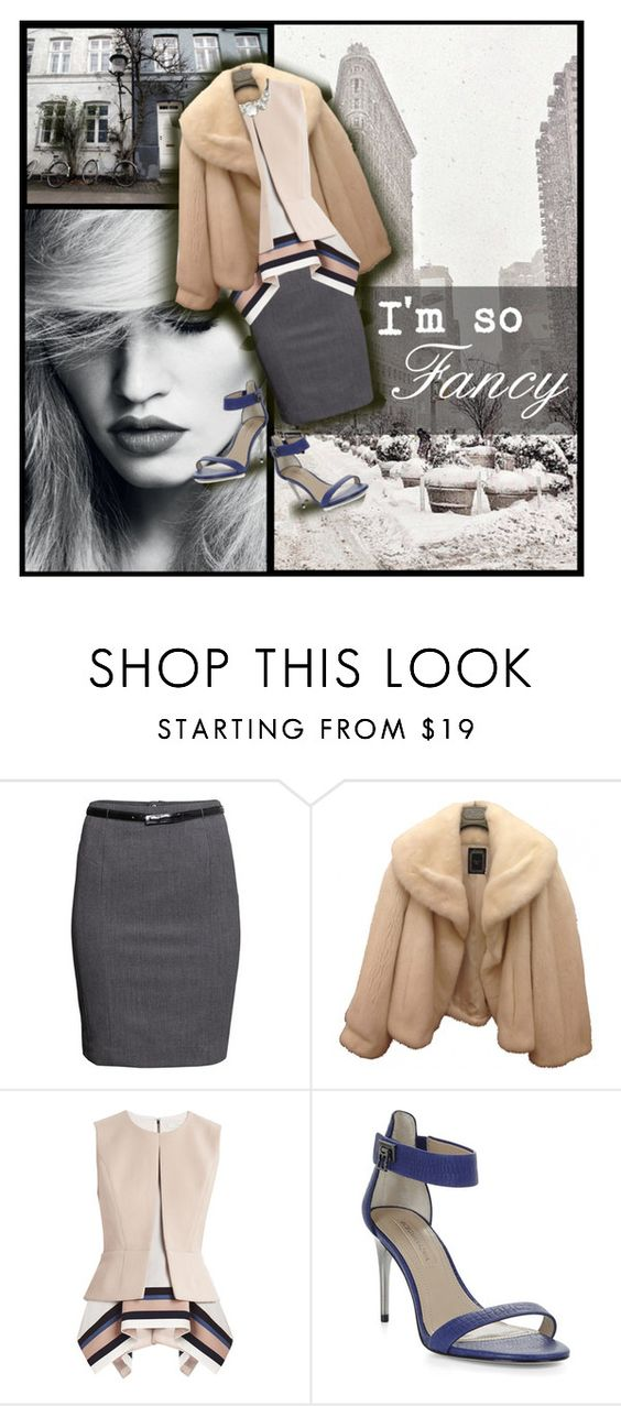 """""""I'm so Fancy"""" by elmtree87 ❤ liked on Polyvore featuring Industrie, H&M, Christian Dior, BCBGMAXAZRIA and Alexis Bittar"""