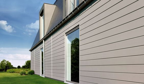 Modern cladding. Cedral . Lasting beauty, no maintance, easy to install