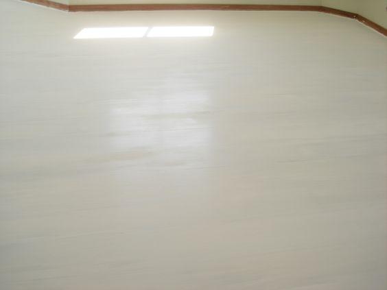 58- Pátina Branca com acabamento de Sinteko Brilhante.