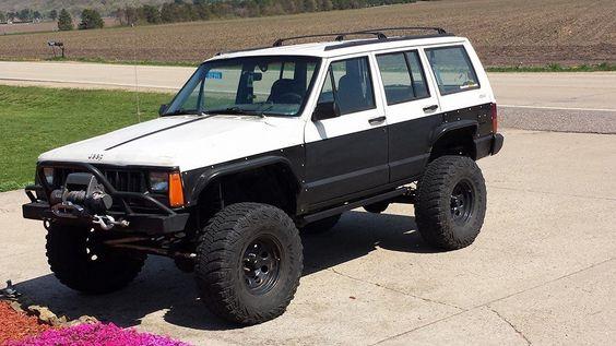 O|||||||O #jeep #xj Tube Fenders - Hooligan Off Road