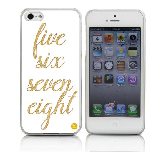Five Six Seven Eight - Cases by Kate #dance #dancemoms #dancing #casesbykate #iphonecase