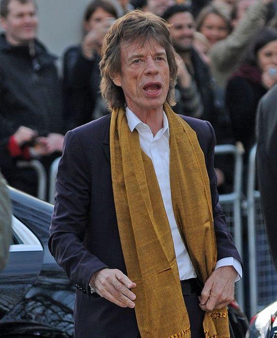 Mick Jagger: 2,5 Millionen für schwangere Frau