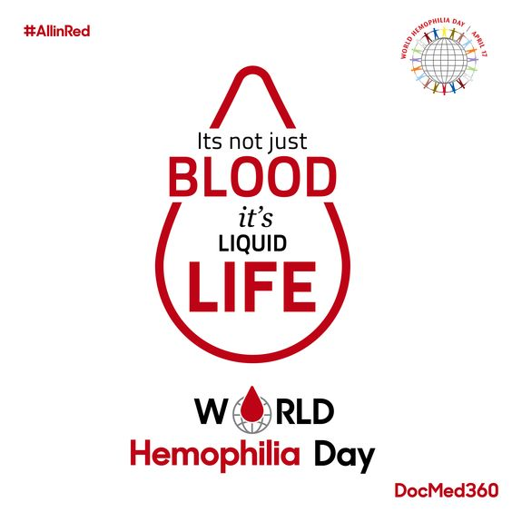 World Hemophilia Day 2019 Hemophilia World Autism Awareness Day Medical Miracles