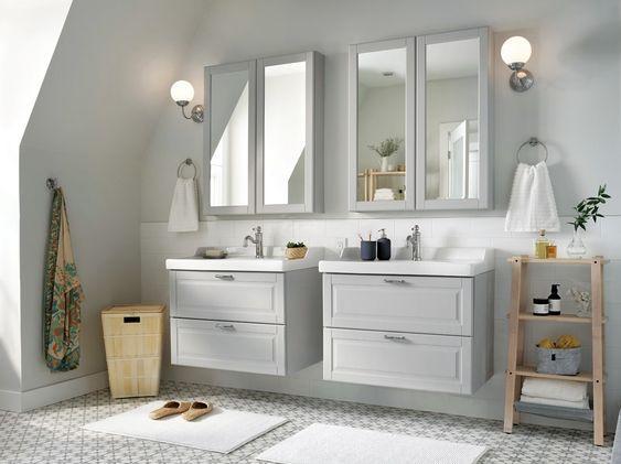 meuble salle de bain ikea