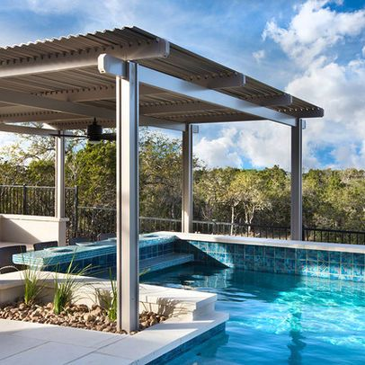patio cover metal supports corrugated roof home