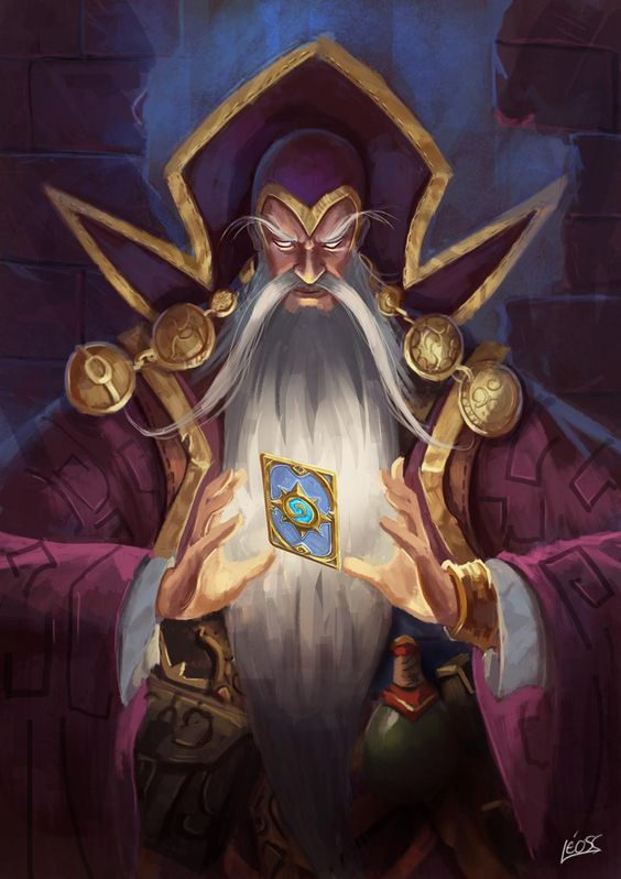 World Of Warcraft Reboot Characters Antonidas