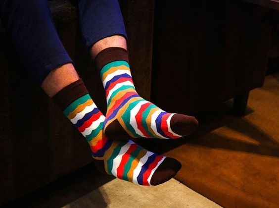 Pattern Socks - IvyBee