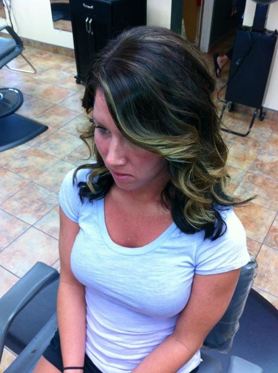 Salon and spa salons and highlights on pinterest for 19th street salon topeka ks