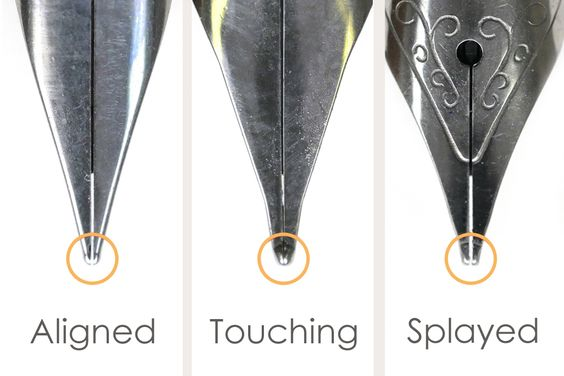 Guide to Fountain Pen Nibs: Troubleshooting Tips and Tricks - JetPens.com