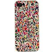 Caja colorida del patrón para el iPhone 5/5S ... – EUR € 1.83