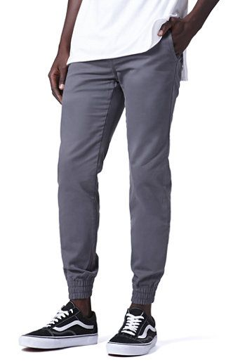 Beautiful Excerpt Chino Jogger  Shop Mens Pants At Vans