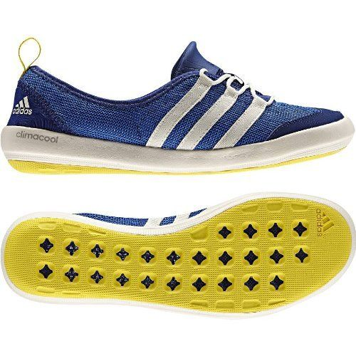 adidas outdoor climacool boat sleek water shoe