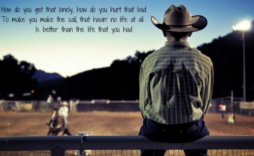 How Do You Get That Lonely. Blaine Larson is the reason I love country music today.