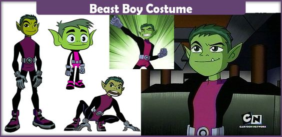 Beast Boy Costume - A DIY Guide - Cosplay Savvy
