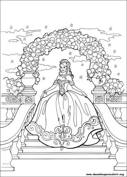 女の子向け お姫様 プリンセスの塗り絵 ぬりえ 無料画像テンプレート素材 ドレス Naver まとめ Princess Coloring Pages Princess Coloring Coloring Pages