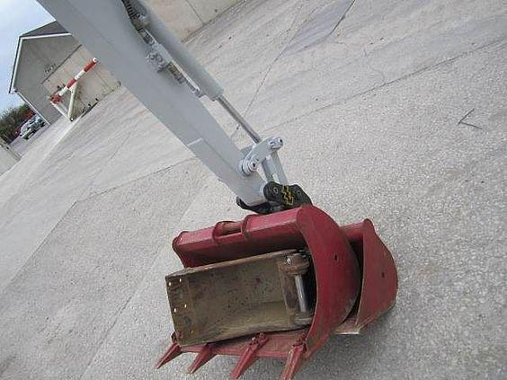 Takeuchi TB125, Baumaschine Minibagger in Hamburg, gebraucht kaufen bei…