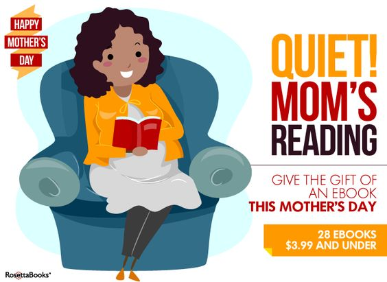 There's still time to get your Mother a gift today. Hurry! http://amzn.to/1nyK993  #HappyMothersDay
