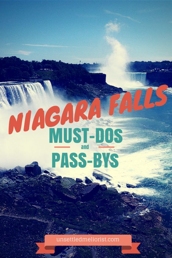 Niagara Falls attractions that are must-dos and the ones to pass by