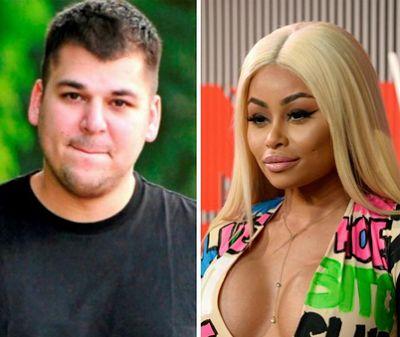Mabel Naija's Blog (MNB)                                                      : ENTERTAINMENTS: Rob Kardashian Drops Comment On Bl...