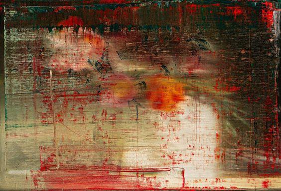 Bouquet - Gerhard Richter