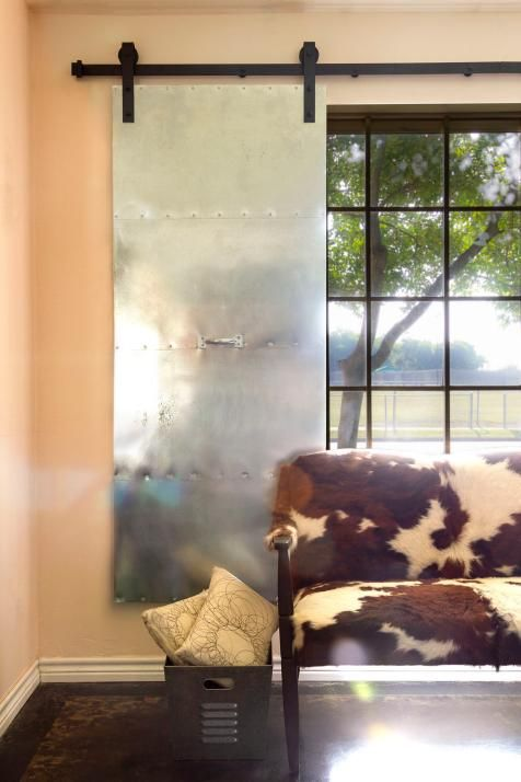 How To Make Industrial Style Rolling Shutters Industrial Window