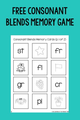 Why You Should Send Home Family Games with Your Kindergarteners ...
