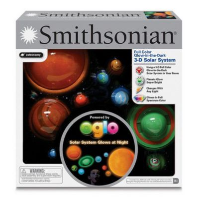 SMITHSONIAN(MC) Système solaire 3D phosphorescent SmithsonianMD - Sears   Sears Canada