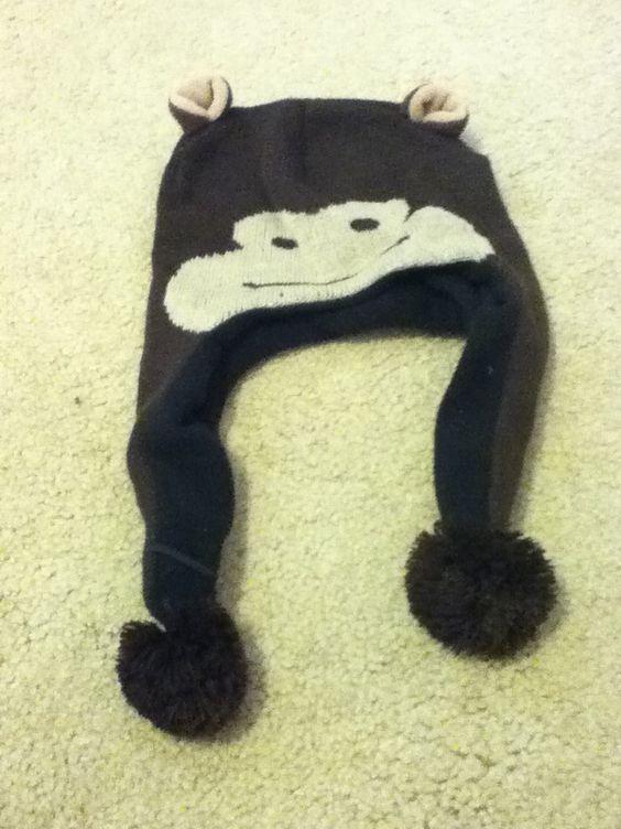 Rally monkey hat