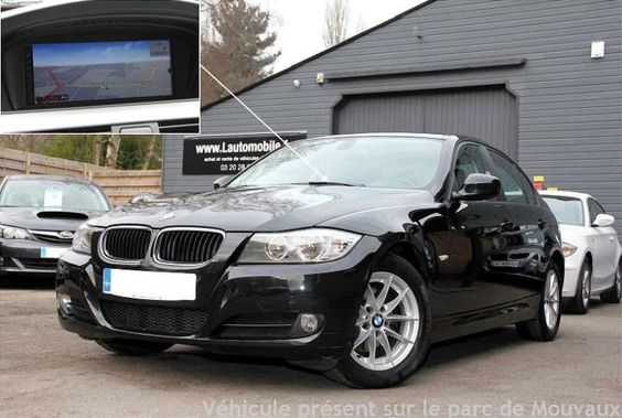 BMW SERIE 3 (E90) (2) 318D 143 EDITION EXECUTIVE