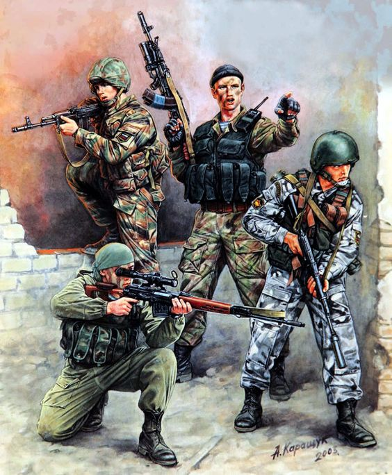 Russian Spetsnaz Photo Russiansoldier001: Afghanistan On Pinterest