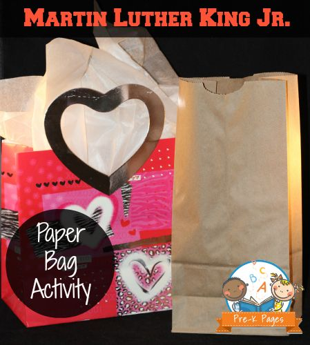 Martin Luther King, Jr. Crafts and Learning Activities for Kids